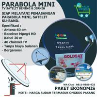 PARABOLA MINI MURAH HDMI - KHUSUS JABODETABEK