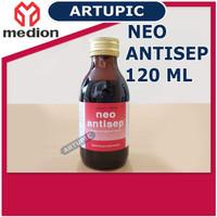 Neo Antisep 120 ml larutan desinfektan pembasmi kuman