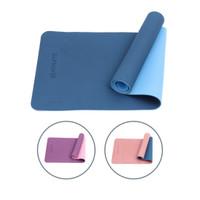 Yoga Mat / Matras Yoga TPE Pilates Senam Premium Eco Friendly