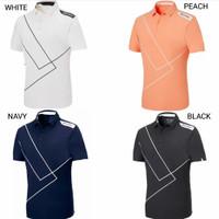 Men Taylormade Polo shirt golf baju kaos olahraga sport pria men