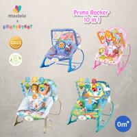 MASTELA Rocker Prime Infant To Toddler / Bouncer / Kursi Bayi