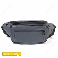 Waist Bag JellyMate Uk Besar Polos Bahan Waterproof