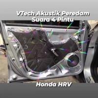 Honda HRV Akustik Best Quality peredam suara speaker Audio pintu