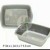 Baskom & Bak Kotak/Segi/Tahu/Kucing Plastik