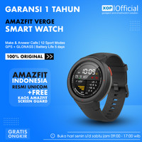 Amazfit Verge Smartwatch GPS Make & Answer Calls 12 Sport Modes