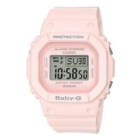 Jam Tangan Cewek / Wanita Casio Baby-G BGD-560 Digital Pink Free Box