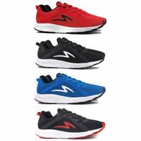 Sepatu Lari Running Specs Lightstreak Original