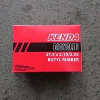 Ban dalam sepeda MTB Kenda 27.5 x 2.10/2.35 schrader