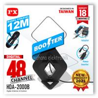 ANTENA TV Digital Set Top Box Indoor/outdoor PX HDA 2000 - ORIGINAL