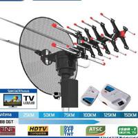 ANTENA TV DIGITAL REMOT INTRA INT 888 DGT ANTENA LUAR ANTENA TV REMOT