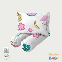 Cuit x Kintakun Luxury Baby Bantal Dan Guling - Summer Vibe, One Size