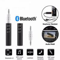 Bluetooth Wireless Audio Receiver Audio Jack Music