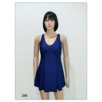 Baju renang wanita dewasa model rok - 2 High Quality