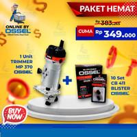 Mesin profil Ossel MP370 Paket Mesin Trimer