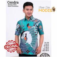 Motif Cendra - Kemeja - Baju Batik Tulis Modern Murah Kualitas Bagus