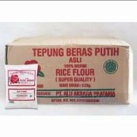 Tepung beras Rosebrand 500 Gr 1 dus
