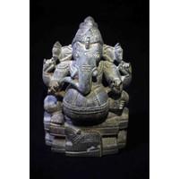 Ganesha Arca Patung Ukir Besar