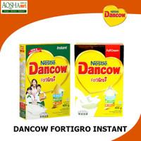 NESTLE DANCOW FORTIGRO SUSU BUBUK FULL CREAM INSTANT COKELAT BOX 400G