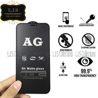AG MATTE TEMPERED GLASS IPHONE X XS XR XS MAX FULL COVER