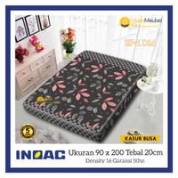 Kasur busa inoac Original Bandung 90x200 Tebal 20cm EP-1 D16