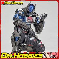 DP Revoltech Amazing Yamaguchi Batman Arkham Knight
