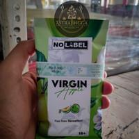 Tembakau/bako/ shag rasa Virgin Apel No Label