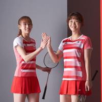 New !! Jersey Badminton Yonex Y21001B Ladies