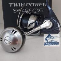 Reel Shimano Twin Power SW 4000XG NEW 2021 BEST SELLER