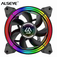 Alseye H120-MR Auto RGB Fan Casing 12Cm Halo Series