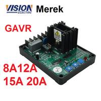 GAVR AVR Universal Genset CF Voltage Stabilizer 8A 12A 15A 20A Listrik