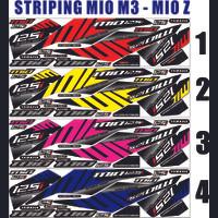 STICKER MOTOR / STRIPING THAILOOK / STRIPING MIO M3 DAN MIO Z POLET