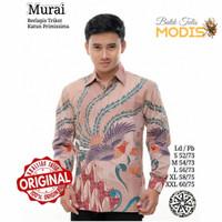 Motif Murai - Baju Batik Tulis Modern Murah Kualitas Bagus