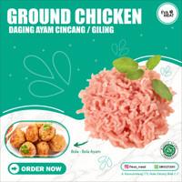 daging ayam cincang - cincang ayam - daging giling ayam - minced chick