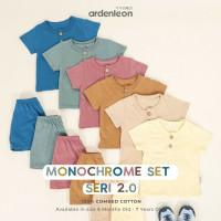 Ardenleon Monochrome Set 2.0 - Baju Bayi dan Anak