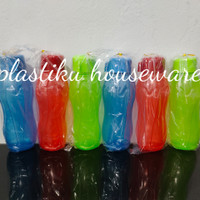 Souvenir PROMO Botol air / botol plastik / botol minum Uvo 350 ml