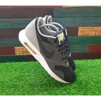 Nike Air Max Tavas Running Shoes Grey Black White 705149-027 size 43