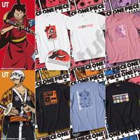 Kaos Uniqlo x One Piece T-Shirt UT Anime Original
