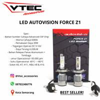 LED Autovision Force Z1 H4 H11 HB3 H8 H16