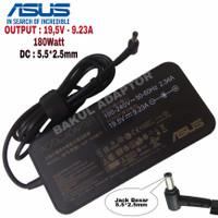 Adaptor Charger Asus ROG GL504GM G75VW G75JW G75JX G75VX 19,5V~9.23A