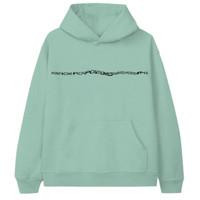 [Official Ariana Grande] Positions Mint Hoodie - Merchandise Resmi