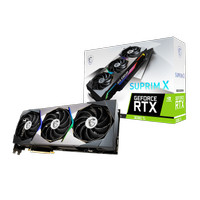 MSI GeForce RTX™ 3080 Ti SUPRIM X 12G