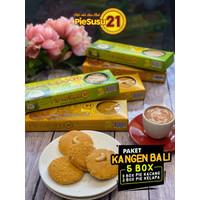 Pie Susu 21 - Paket Kangen Bali spesial Cruncy