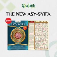 The New Asy-Syifa A5 Al-Quran Mudah Baca Terjemah Perkata Latin Tajwid
