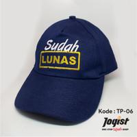 Topi Sudah Lunas?