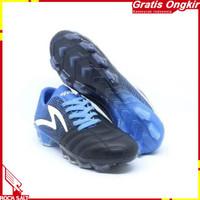 Rcskt Sepatu Bola Specs Equinox Fg Black Tulip Blue Original