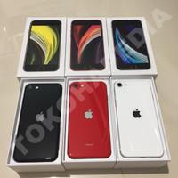 Second iPhone SE 2020 64GB 128GB 256GB RED WHITE BLACK
