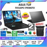 Asus TUF FX516PE I7R5B6TO | i7 11370H 16GB 512ssd RTX3050Ti 4GB W10 - Grey