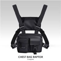 CHEST BAG WATERPROOF RAPTOR TAS DADA TACTICAL RIG BAG OUTDOOR HEYLOOK