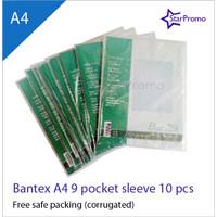 Ready Bantex Collector Pocket 9p 2159 Album Foto Polaroid