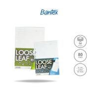 Bantex Kertas Binder Loose Leaf for Multiring Binder